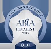 ABIA Print Finalist LiveBandGroup15
